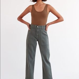 NWT Aritzia Wilfred Leila Bodysuit